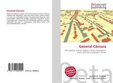 Capa do livro de General Câmara