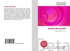 Обложка Anden-Nachtaffe