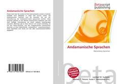Buchcover von Andamanische Sprachen
