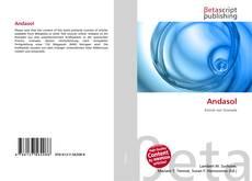 Capa do livro de Andasol