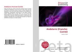 Bookcover of Andelarre (Franche-Comté)