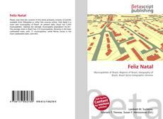 Bookcover of Feliz Natal