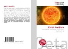 Buchcover von 85411 Paulflora