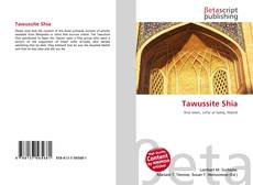 Bookcover of Tawussite Shia