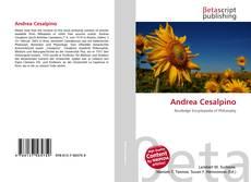 Bookcover of Andrea Cesalpino