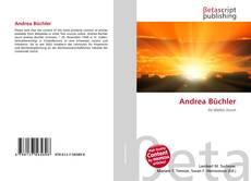 Capa do livro de Andrea Büchler