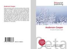 Buchcover von Anderson Cooper