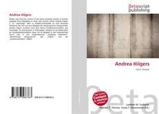 Capa do livro de Andrea Hilgers