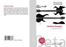 Bookcover of Andrea Haugen