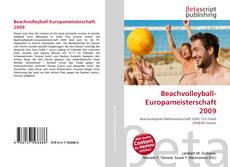 Copertina di Beachvolleyball-Europameisterschaft 2009