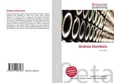 Capa do livro de Andrea Dombois