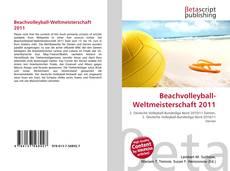 Beachvolleyball-Weltmeisterschaft 2011 kitap kapağı