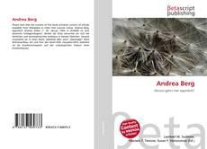 Bookcover of Andrea Berg