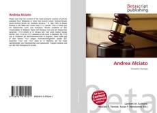 Bookcover of Andrea Alciato