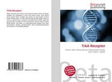 Portada del libro de TrkA Receptor