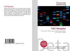 Capa do livro de TrkC Receptor
