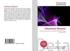 Buchcover von Sebastiano Mazzoni