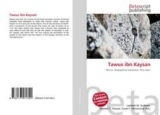 Bookcover of Tawus ibn Kaysan