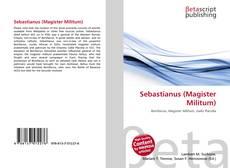 Bookcover of Sebastianus (Magister Militum)