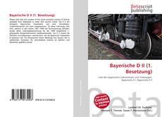 Обложка Bayerische D II (1. Besetzung)