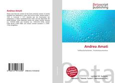 Bookcover of Andrea Amati