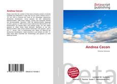 Capa do livro de Andrea Cecon
