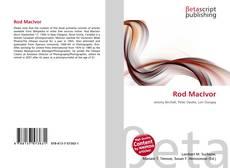 Rod MacIvor的封面