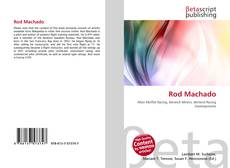 Capa do livro de Rod Machado