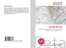 Couverture de Cristal do Sul