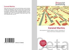 Coronel Martins的封面