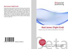 Обложка Rod Jones (Tight End)
