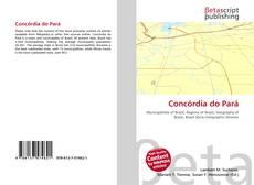Обложка Concórdia do Pará