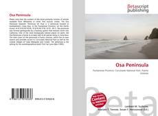 Capa do livro de Osa Peninsula