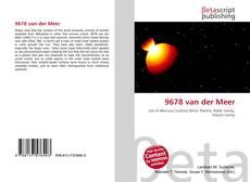 9678 van der Meer的封面