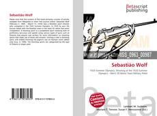 Buchcover von Sebastião Wolf