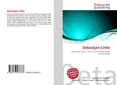 Buchcover von Sebastjan Linke