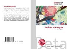 Bookcover of Andrea Mantegna
