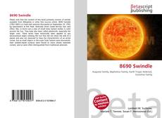 Bookcover of 8690 Swindle