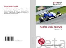 Portada del libro de Andrea Moda Formula