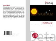 Bookcover of 8604 Vanier