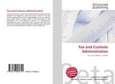 Tax and Customs Administration的封面