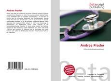 Capa do livro de Andrea Prader
