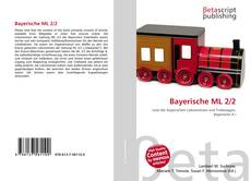 Bookcover of Bayerische ML 2/2