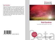 Rod Gardner kitap kapağı