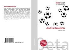 Capa do livro de Andrea Ranocchia