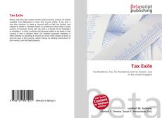 Portada del libro de Tax Exile