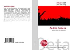Bookcover of Andrea Jürgens