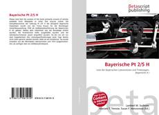Bookcover of Bayerische Pt 2/5 H