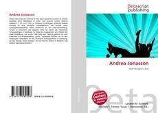 Buchcover von Andrea Jonasson