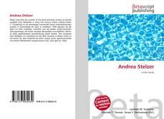 Bookcover of Andrea Stelzer